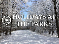 Holidays at The Parks: Vendors welcome!