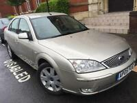 2005 Ford Mondeo 2.0 TDCi SIII Ghia X 5dr