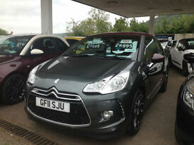 Citroen DS3 1.6HDi 110 DSport