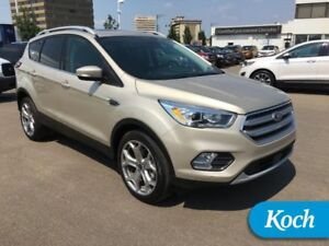 2017 Ford Escape Titanium  1.99%/72mo Financing Available