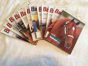 Barrel Horse News 11 Issues & Stallion Directory 2015-16