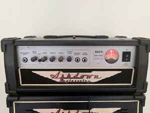 RARE - Ashdown Perfect 10 60W Mini Stack Bass Amp