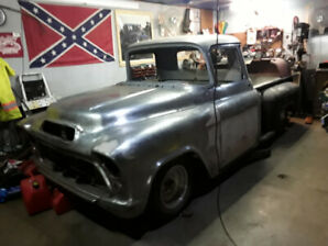 1955 chevy shortbox pickup