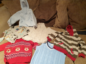 Baby boys jumpers