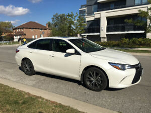 2017 Toyota Camry XSE - Lease Takeover $325 / month (+ tax)!