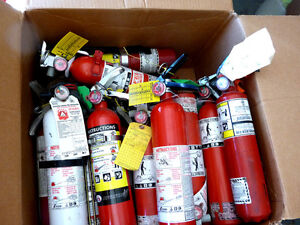 Fire Extinguishers for Auto, Office, Home, Garage and more......
