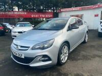 2014 Vauxhall Astra 2.0 CDTi Tech Line GT (s/s) 5dr Hatchback Diesel Manual