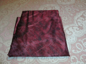Complete Swag Curtain/Drape sets for 2 windows Hardware Included