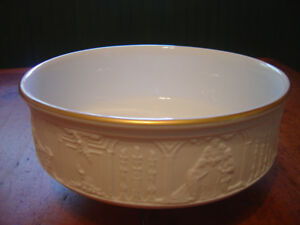 Final Reduction! Franklin Mint Romeo & Juliet Porcelain Bowl
