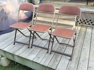 Lot Vintage Cooey Chairs From 1970's Kitchener / Waterloo Kitchener Area image 2