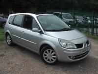 2008 RENAULT GRAND SCENIC DYNAMIQUE DCI 7 SEATER MPV DIESEL