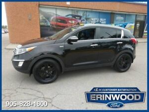 2013 Kia Sportage EXAWD / PANO ROOF / RV Cam / LTHR / ALLOYS