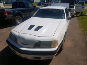 Look for 87 to 88 Thunderbird parts