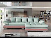 Corner Sofa Bed CITY - RIGHT