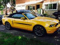 MUSTANG GT CALIFORNIA STYLE