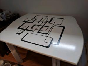 Table a manger /set de salle a mange