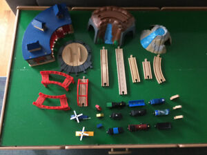 Imagination Train Table complete with all parts