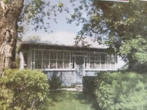 Excellent Location - Cute  2 Bedroom Character  Home