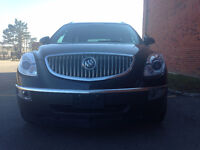 2011 Buick Enclave CXL2/AWD/LEATHER/NAV/PANO ROOF/REAR DVD