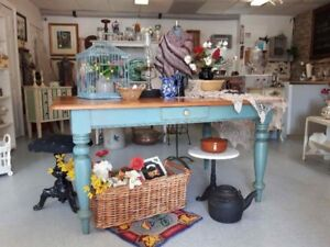 Antiques, Vintage & Gently used Home Decor at Chrystals