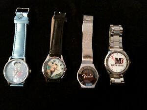 Collector's watches