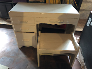 Children's Furniture Package (desk & table/chairs)