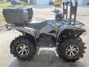 2016 Yamaha Grizzly 700 Special Edition - Trade for Side by Side
