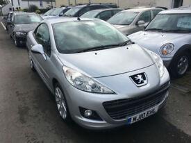 Peugeot 207 CC 1.6HDi 110 FAP GT 10/10