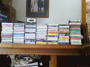 50's to 80's Music Cassettes