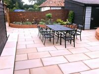 Low Cost £££ Slabs, Decking , French Drains , Digging Regrading , Clearance