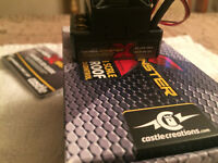 Brand new 1/8 scale Mamaba Monster X ESC water proof for sell