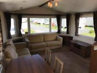 !!WOW JUST IN!! 3 BEDROOM STATIC CARAVAN WITH DECKING! SITE FEES PAID UNTIL 2020