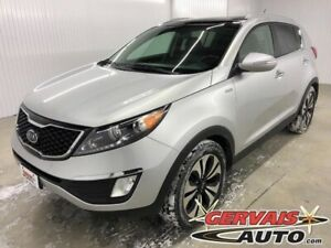 Kia Sportage SX AWD GPS Cuir Toit Panoramique MAGS 2012
