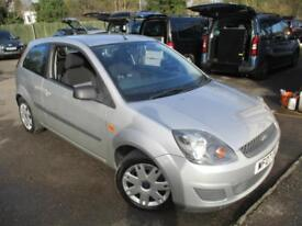 2007 FORD FIESTA STYLE CLIMATE 16V AIR/CON HATCHBACK PETROL