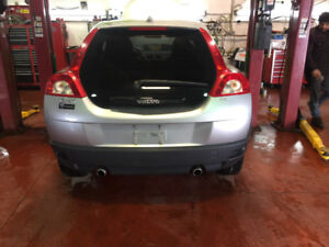 Volvo C30 2008. 6 speed. Manuel turbo  t5
