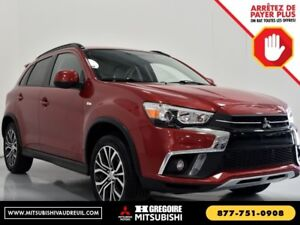 2018 Mitsubishi RVR LTD 2.4L AWC Bluetooth Camera Sieges-Chauf U
