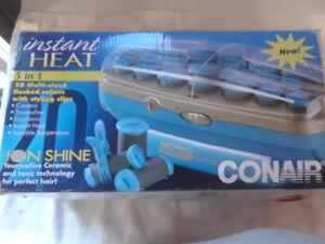 Conair Ion Shine Instant Heat 5 in 1 Still in box