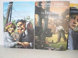 Livres de Michel David
