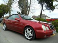 MERCEDES CLK230 KOMPRESSOR 2.3 AUTO SPORT COMPLETE WITH M.O.T HPI CLEAR INC