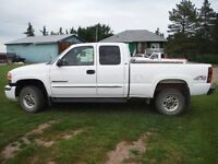Reduced 2007 GMC Sierra 2500