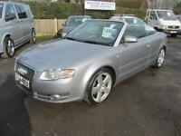 Audi A4 Cabriolet 1.8T Multitronic 2007MY S Line