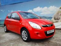 2011 HYUNDAI I20 CLASSIC £30 A YEAR TAX ONE OWNER LOW MILEAGE HATCHBACK PETROL