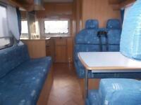 McLouis Glen 432 4 Berth End Kitchen Low Mileage Motorhome For Sale