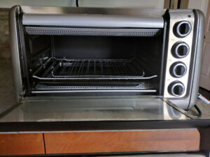 Countertop portable toaster oven for sale cheap, KitchenAid