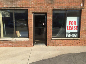 Prime location FOR LEASE