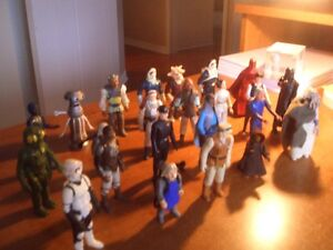 Star Wars Figures and Toys