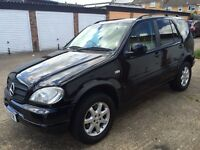 Mercedes ml 7 Seater