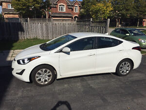 2014 Hyundai Elantra GL Lease Takeover Until Sept 8, 2017
