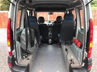 2007 Renault Kangoo 1.2 WHEELCHAIR ACCESSIBLE VEHICLE 5 door Wheelchair Adap...