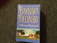 Barbara Delinsky - A Woman Betrayed - paperback (563 pages)
